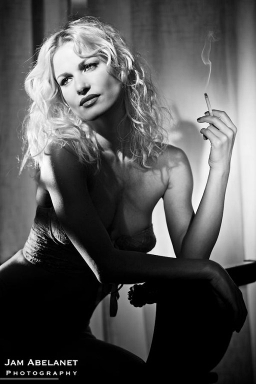 jam abelanet photographie - Glam Addictions : La cigarette